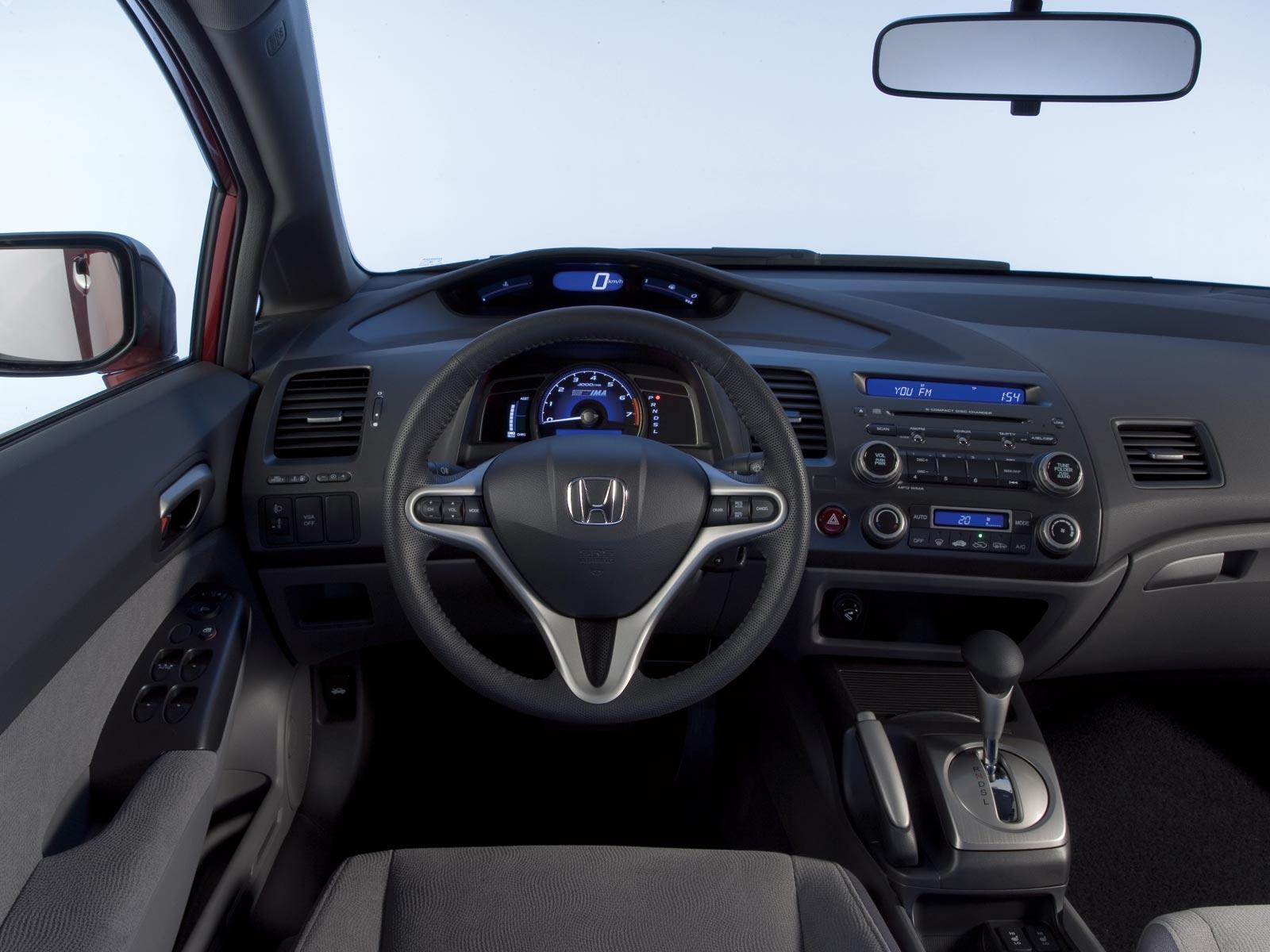 2007 Honda Civic Limousine Hybrid (c) Honda