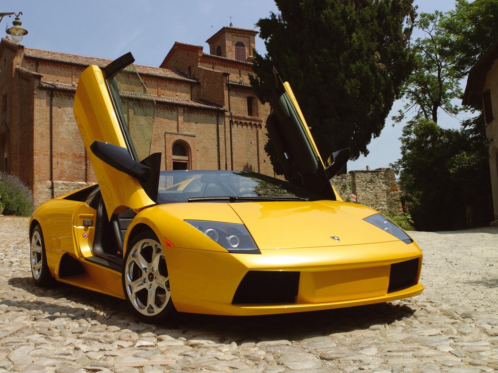 2006 Murcielago Roadster (c) Lamborghini