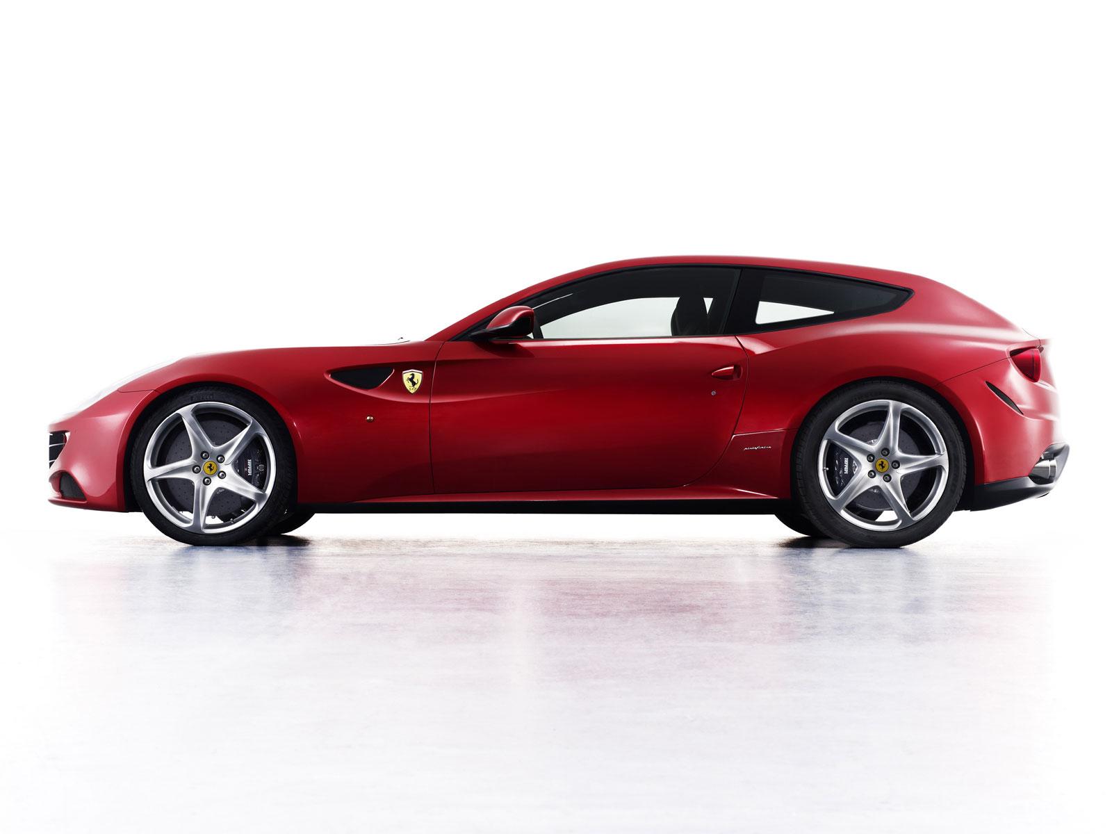 2011 Ferrari Ff Autoguru Katalog At