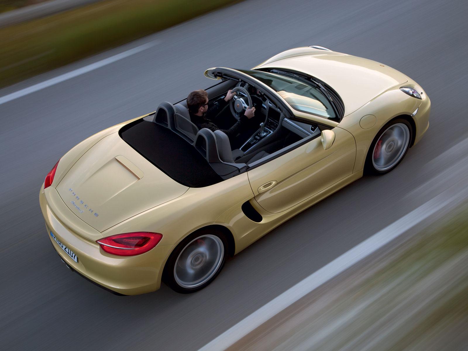 2012 Porsche Boxster (c) Porsche