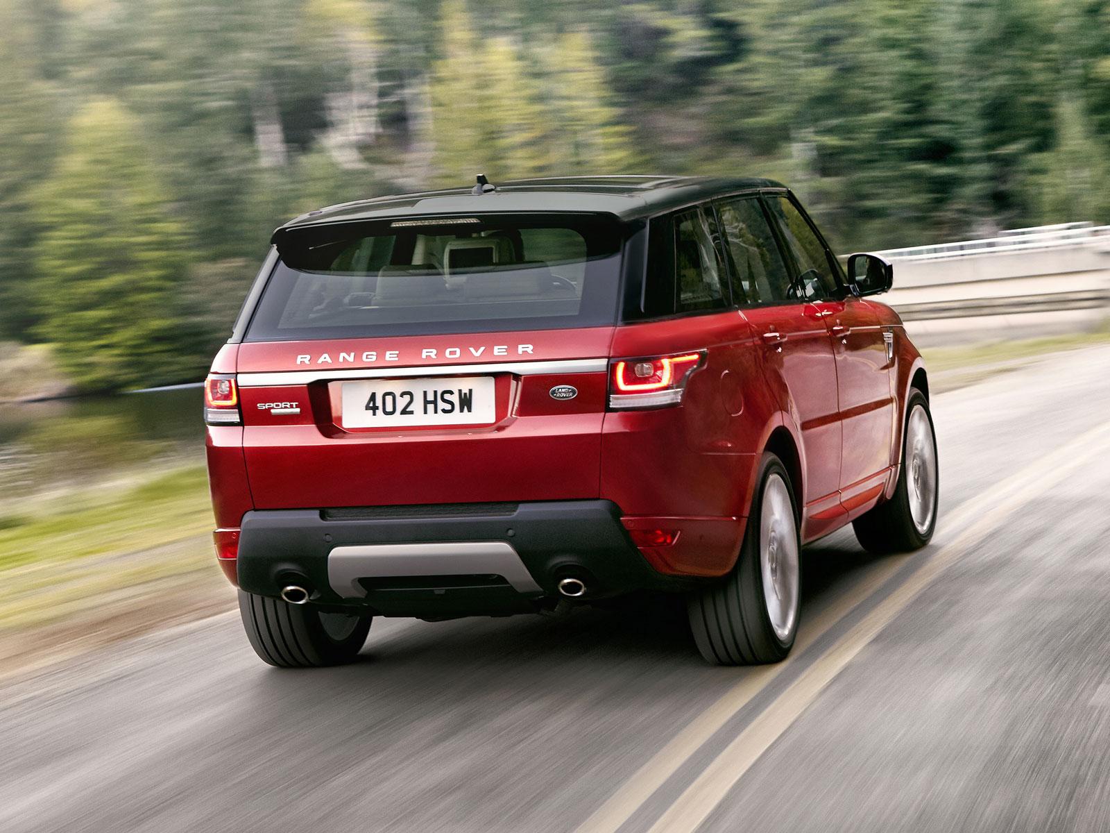 2013 Range Rover Sport (c) Land Rover