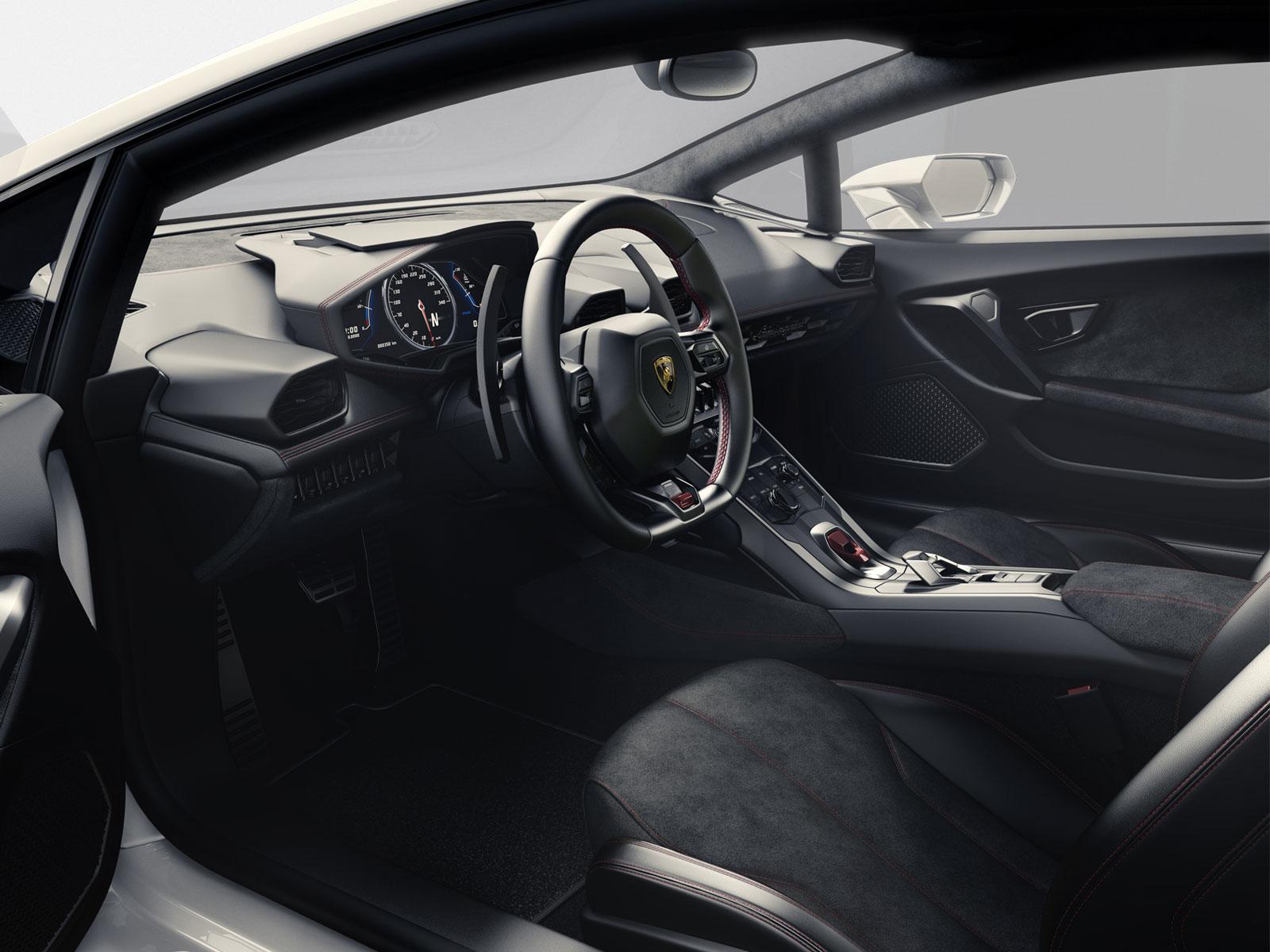 2014 Lamborghini Huracan (c) Lamborghini