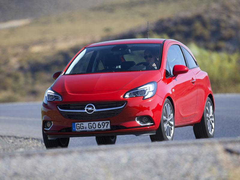 Opel Corsa E (c) Opel
