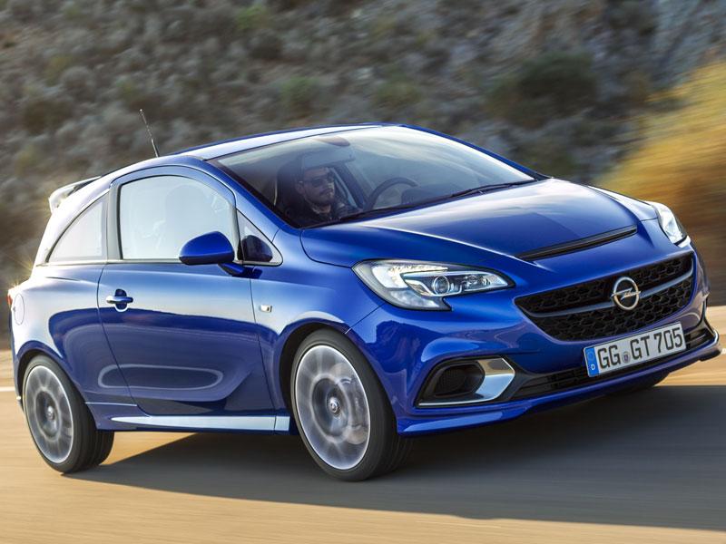 Opel Corsa OPC (c) Opel