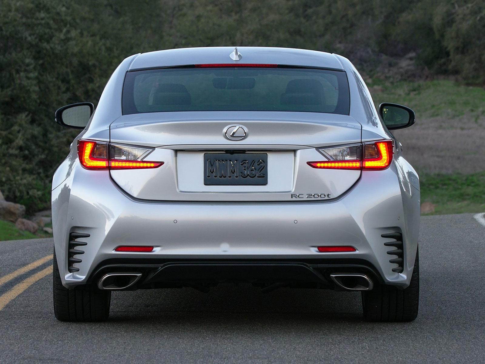 2015 Lexus RC (c) Lexus