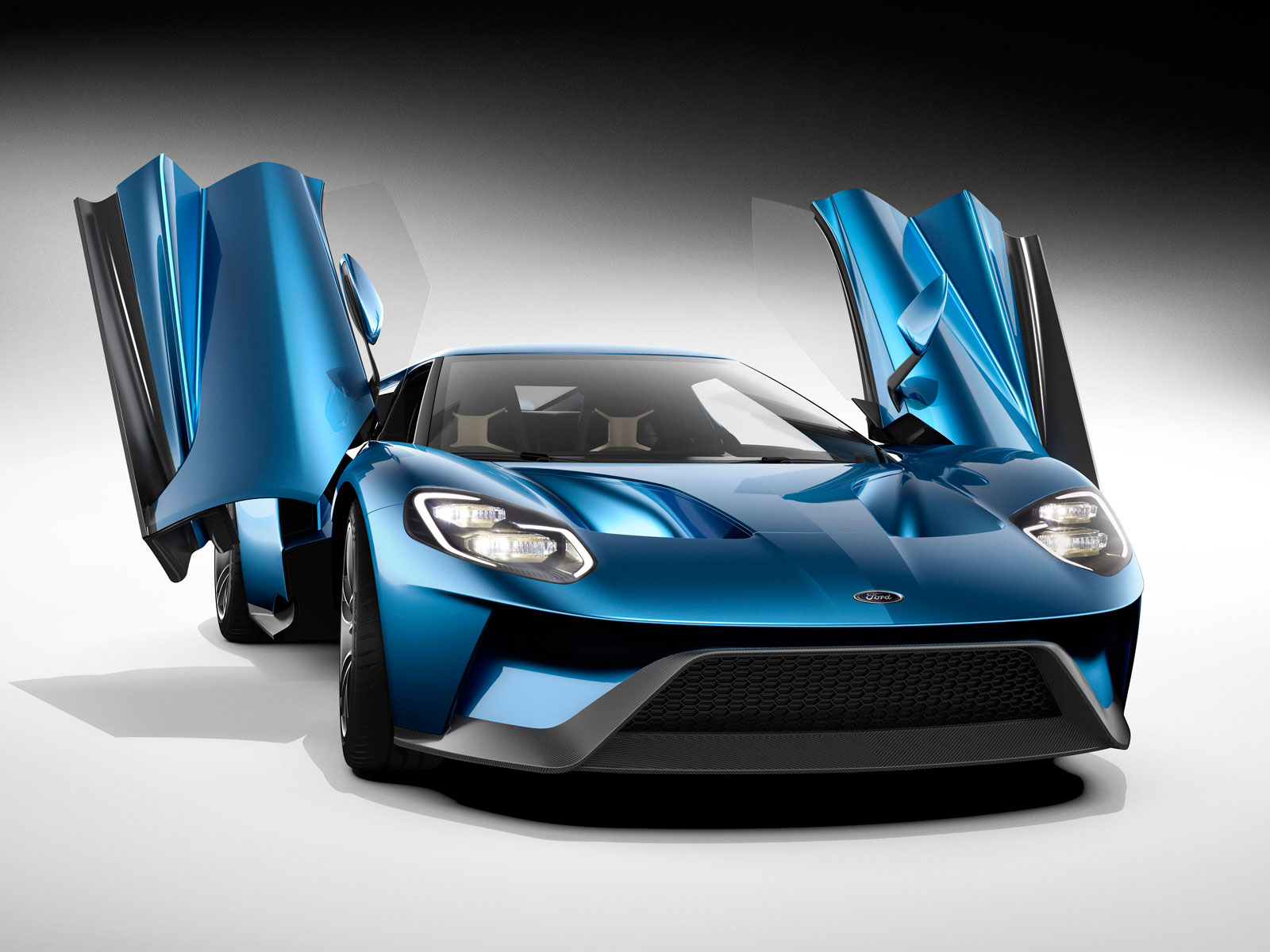 2016 Ford GT (c) Ford
