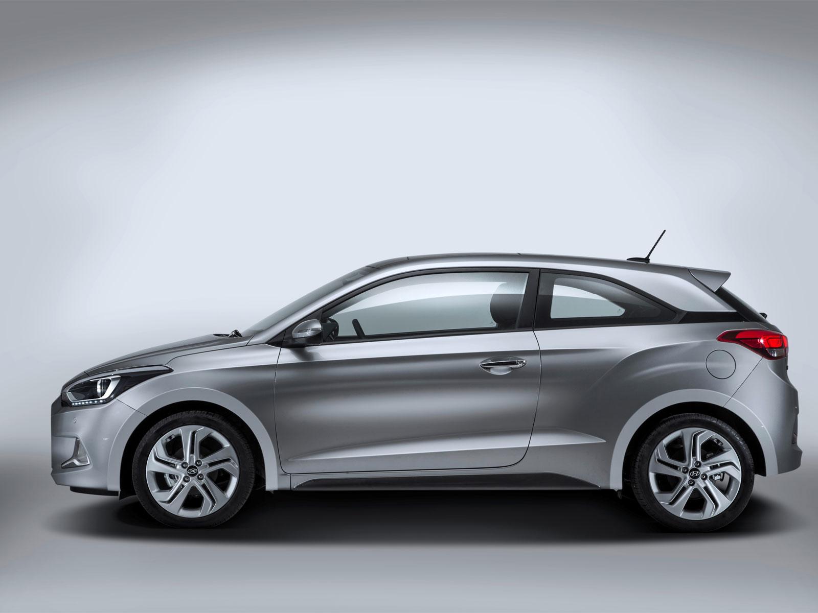2016 Hyundai i20 Coupé (c) Hyundai