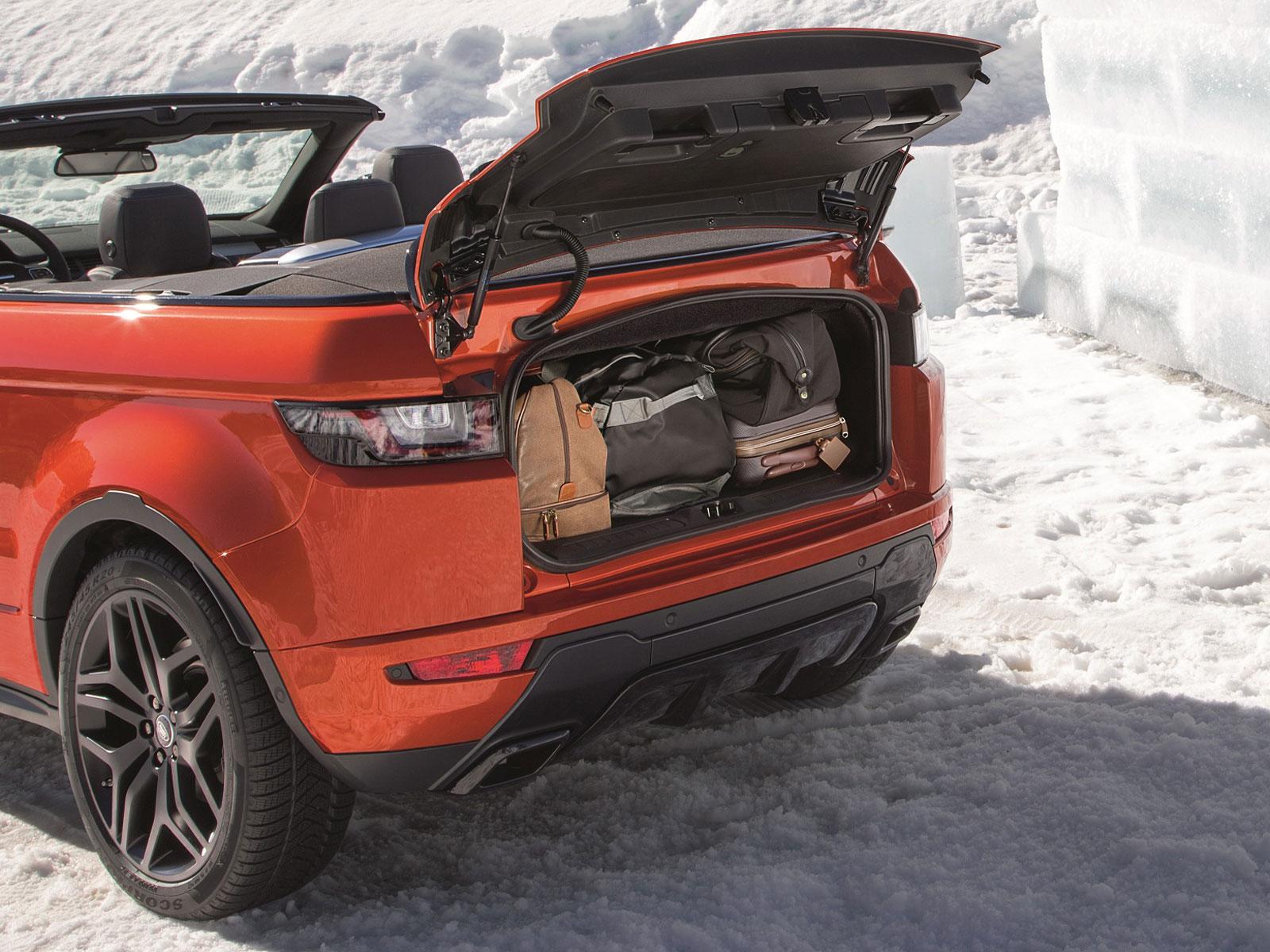 2016 range rover evoque cabrio autoguru. Black Bedroom Furniture Sets. Home Design Ideas