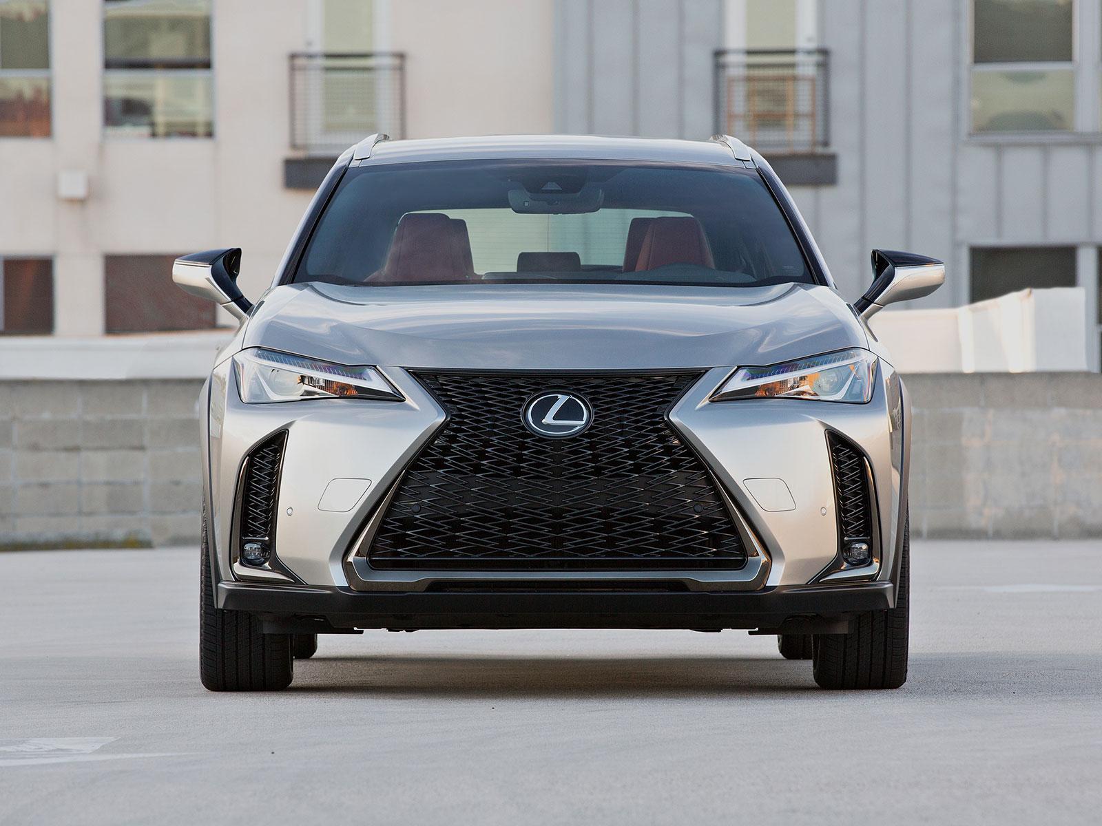 2018 Lexus UX (c) Lexus