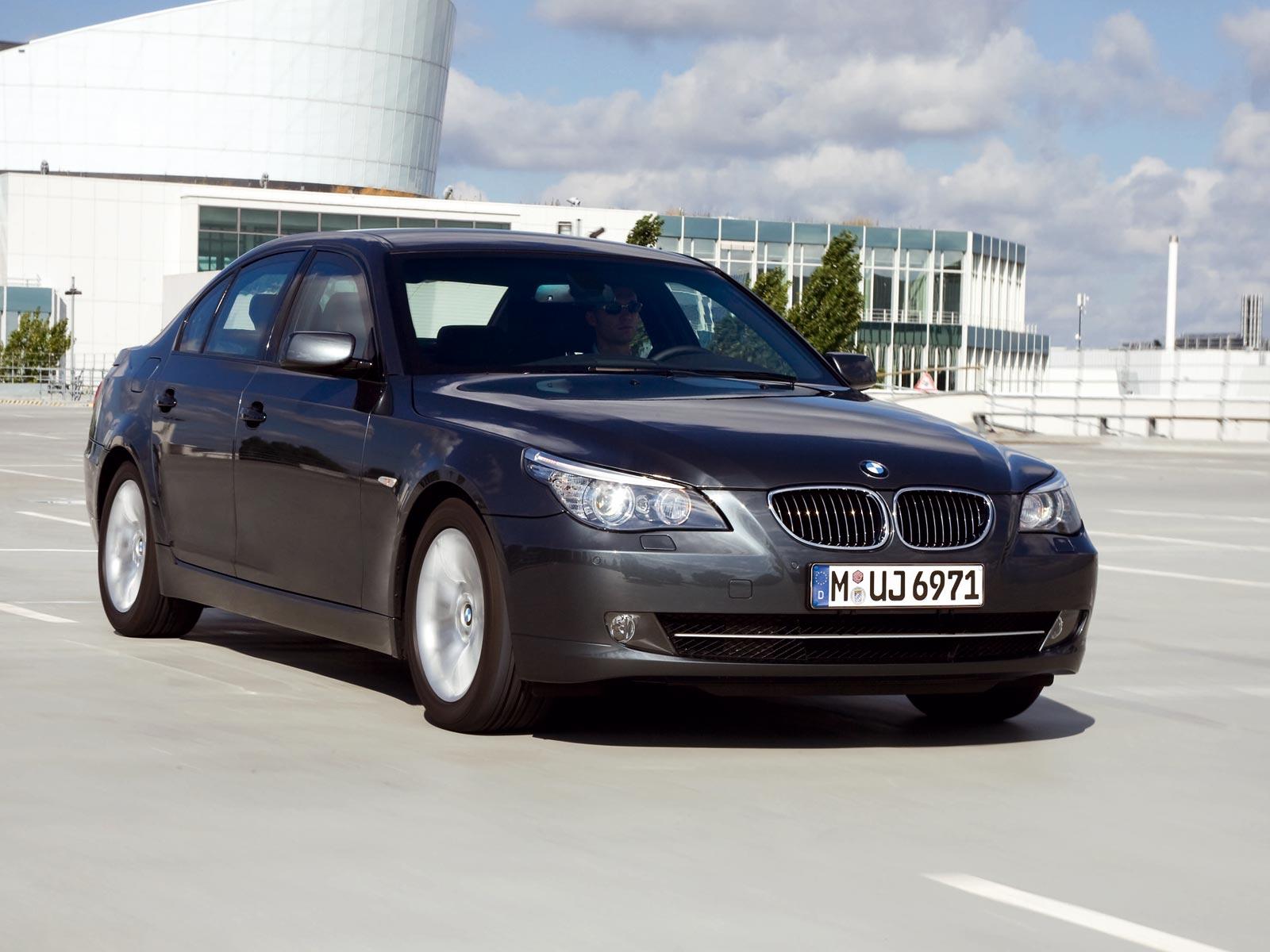2003 – 2010 BMW 5er Reihe (E60) | Autoguru-Katalog.at