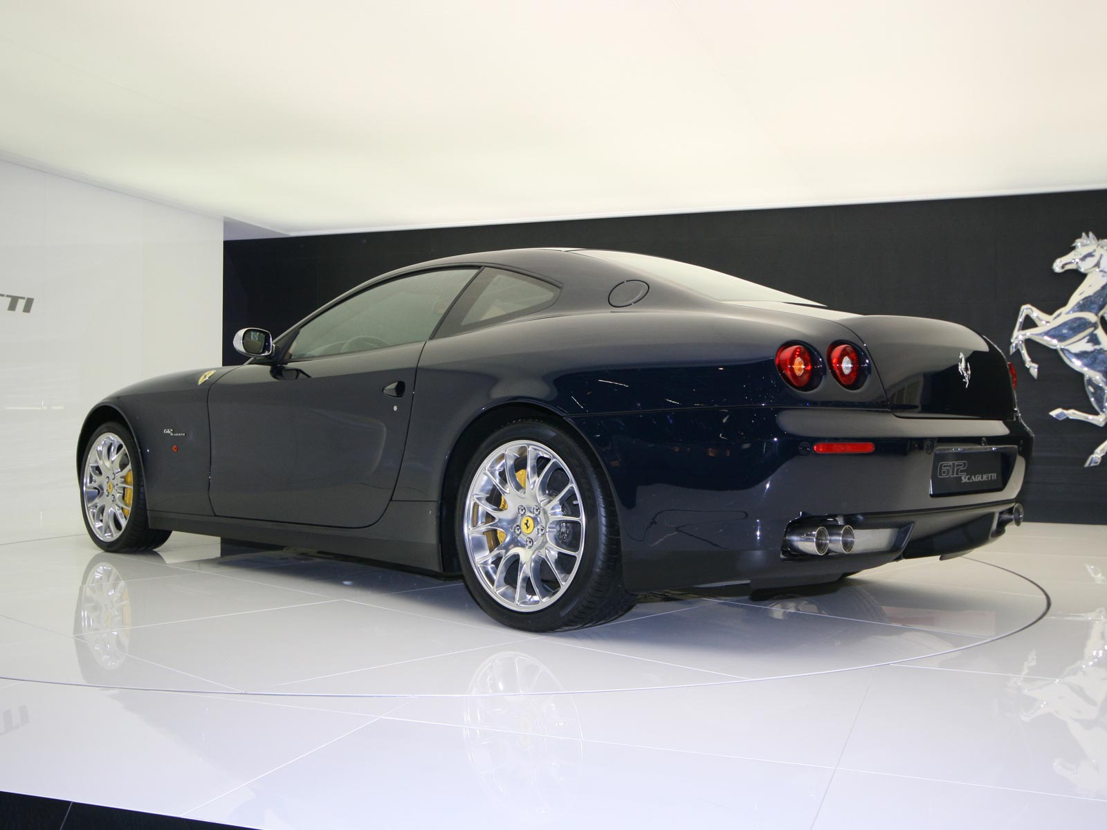 service manual  how to adjust headlight 2008 ferrari 612