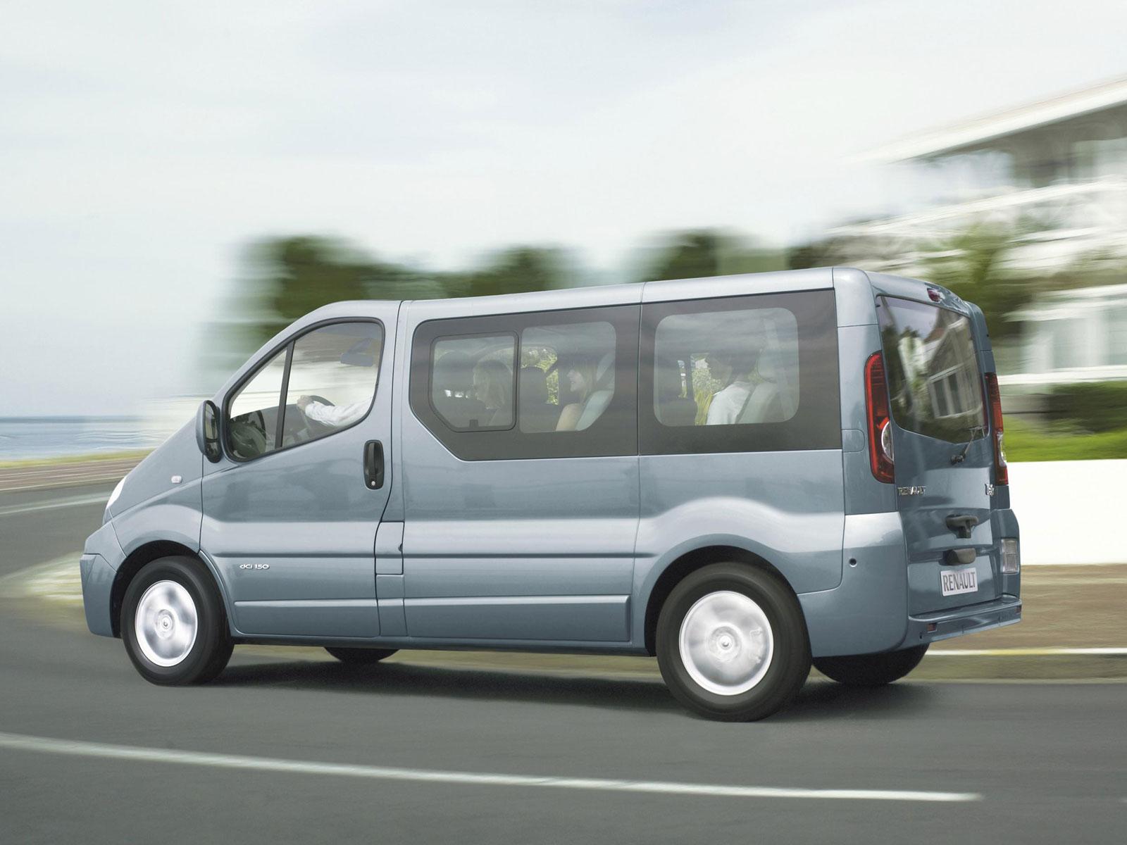 2001 renault trafic autoguru
