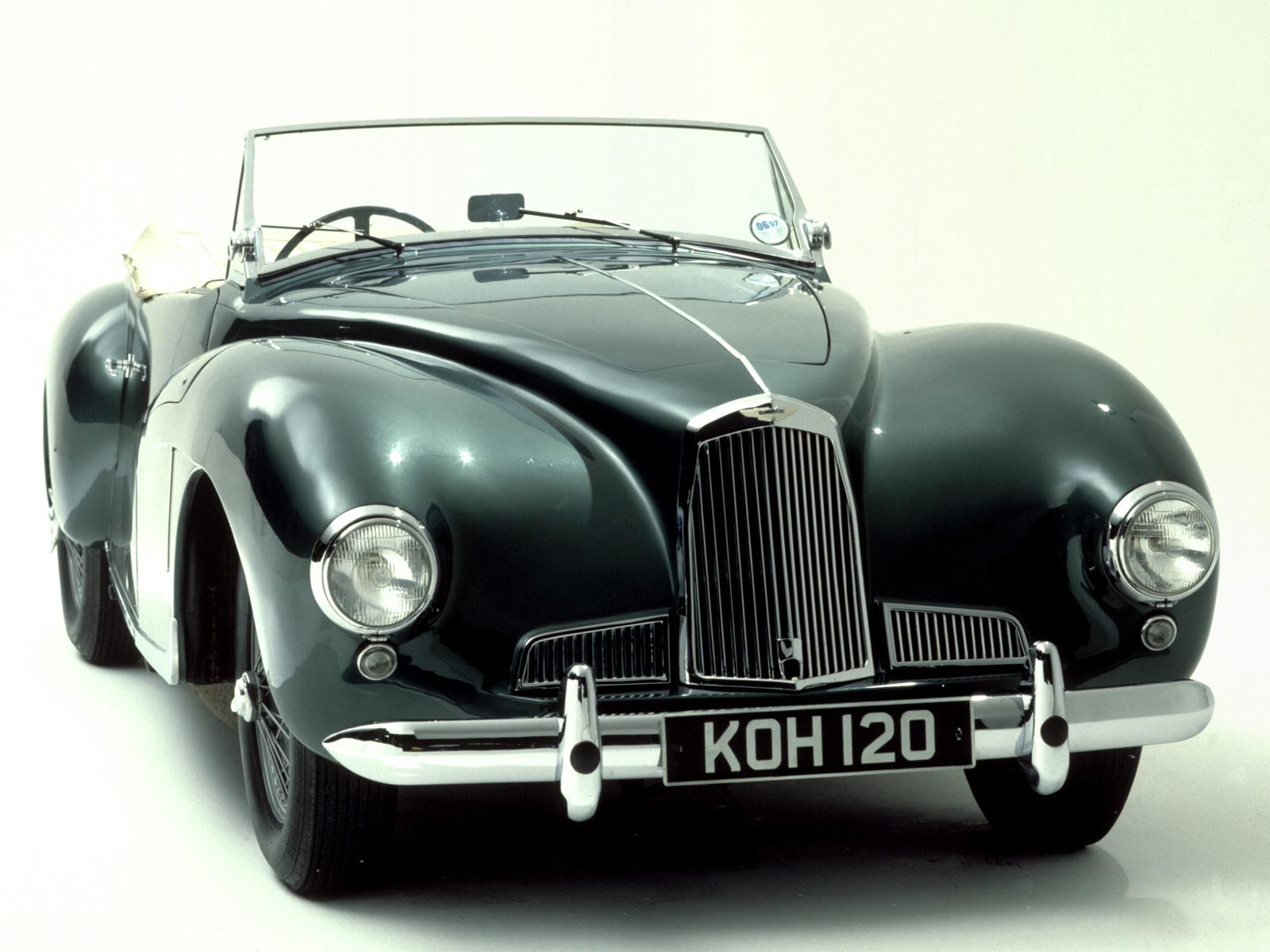 1948 1950 Aston Martin Db1 Autoguru Katalog At