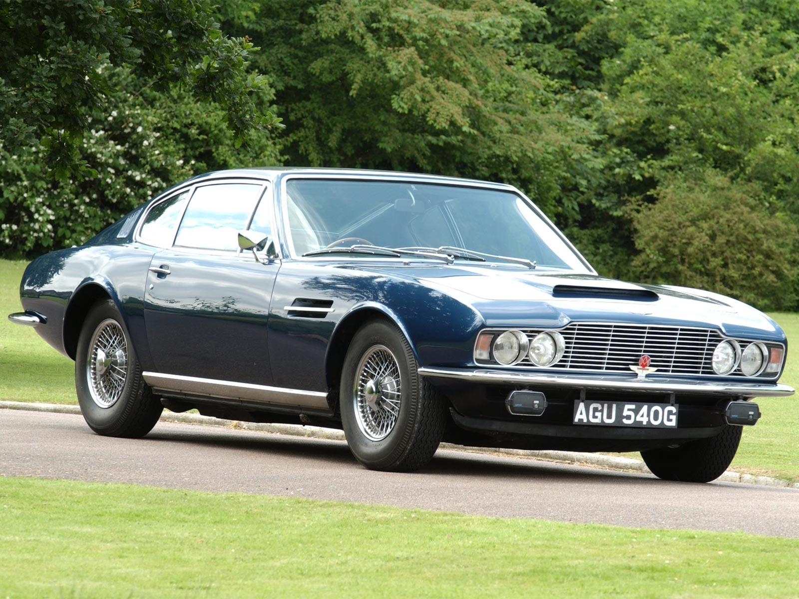 1967 1972 Aston Martin Dbs Autoguru Katalog At