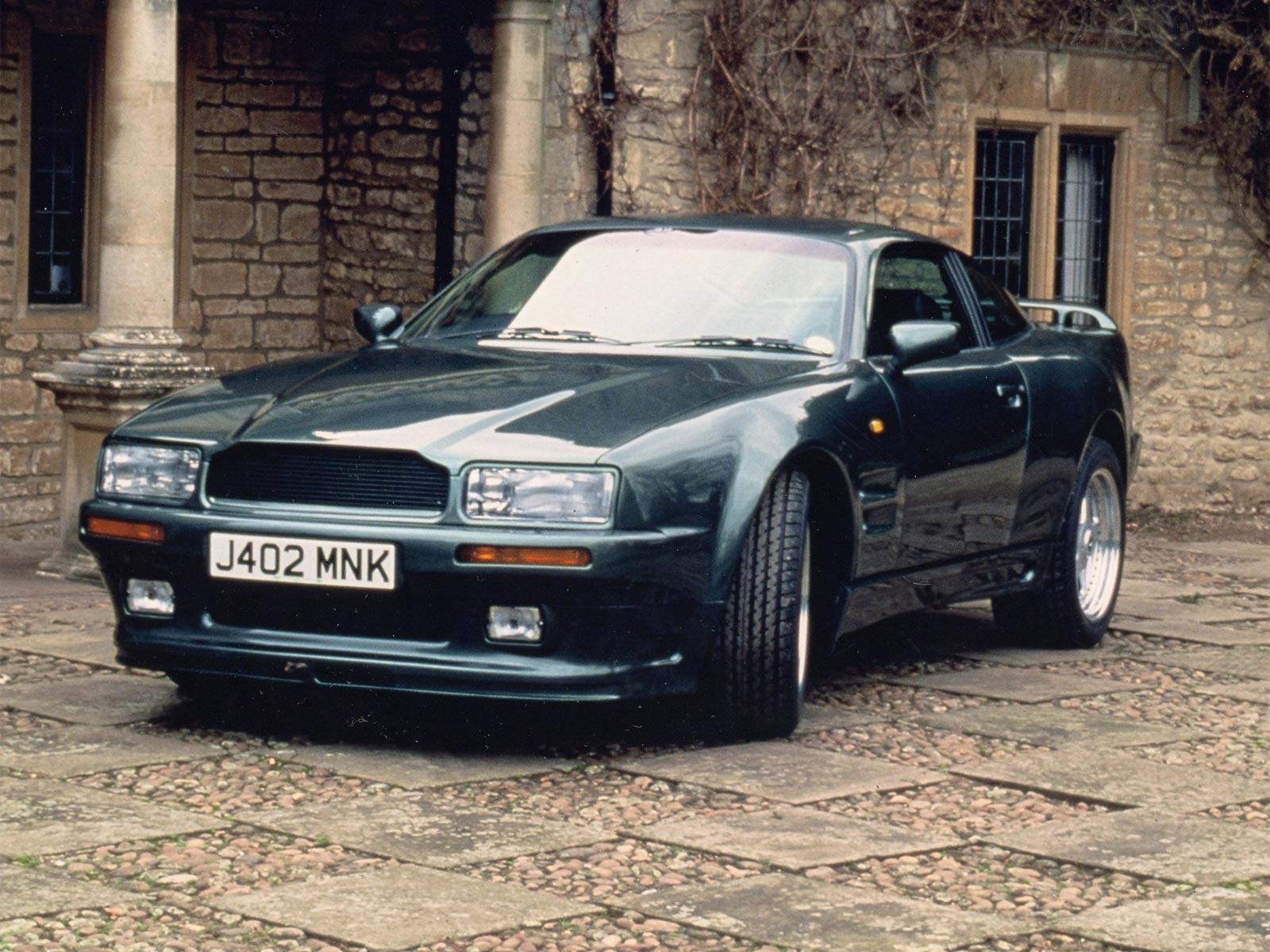 1989 2000 Aston Martin Virage V8 Vantage Autoguru Katalog At