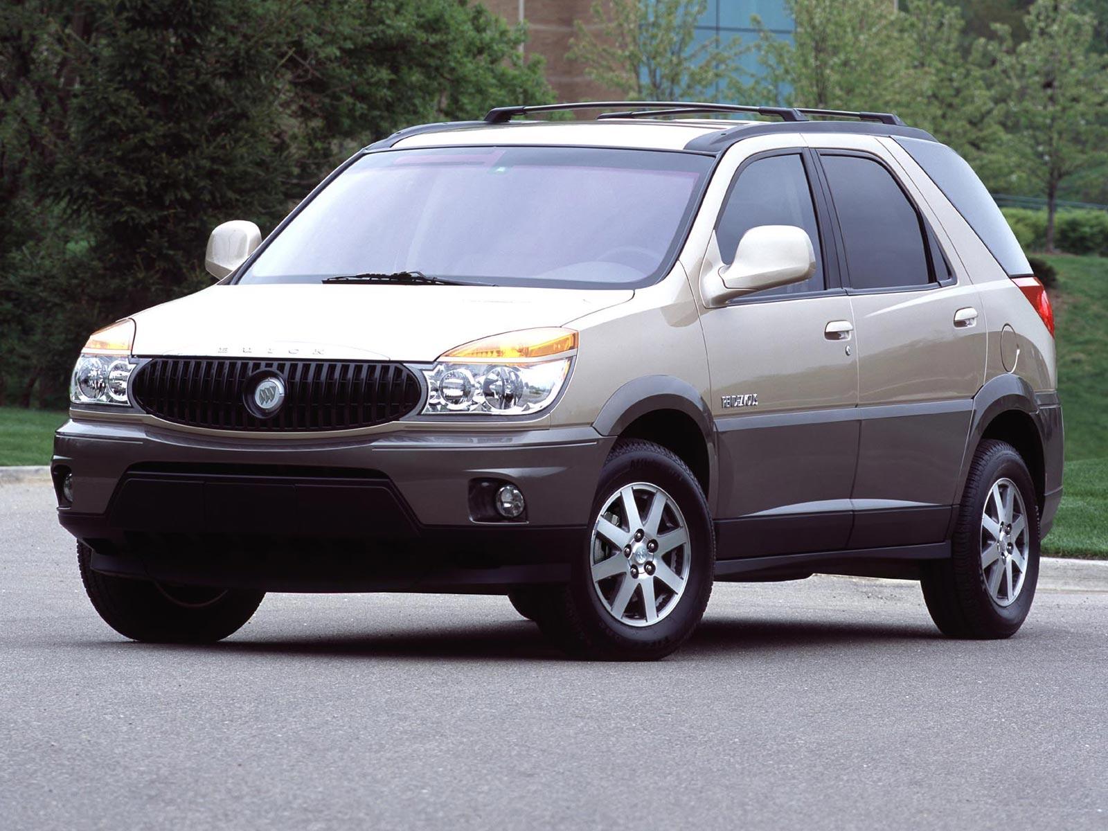 2003 buick rendezvous suv manual html