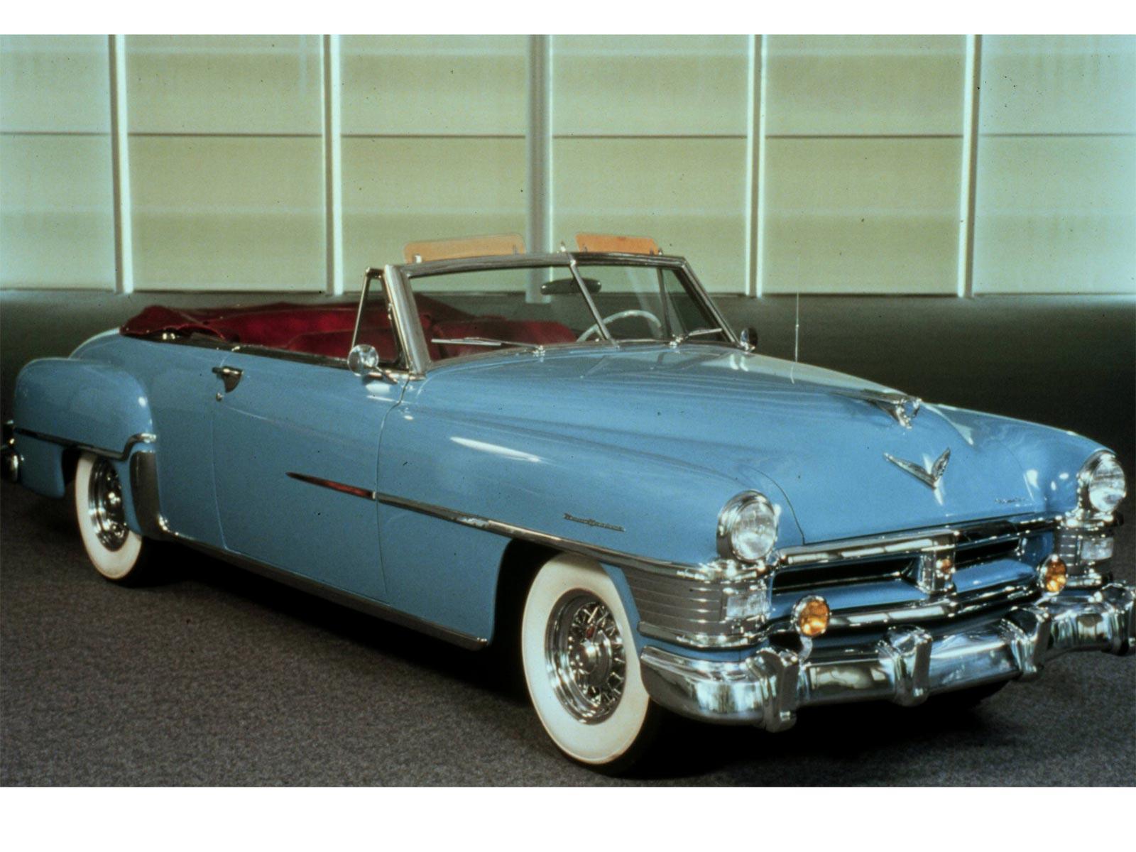 Chrysler 1942 New Yorker Convertible 1949 1954 Cabrio