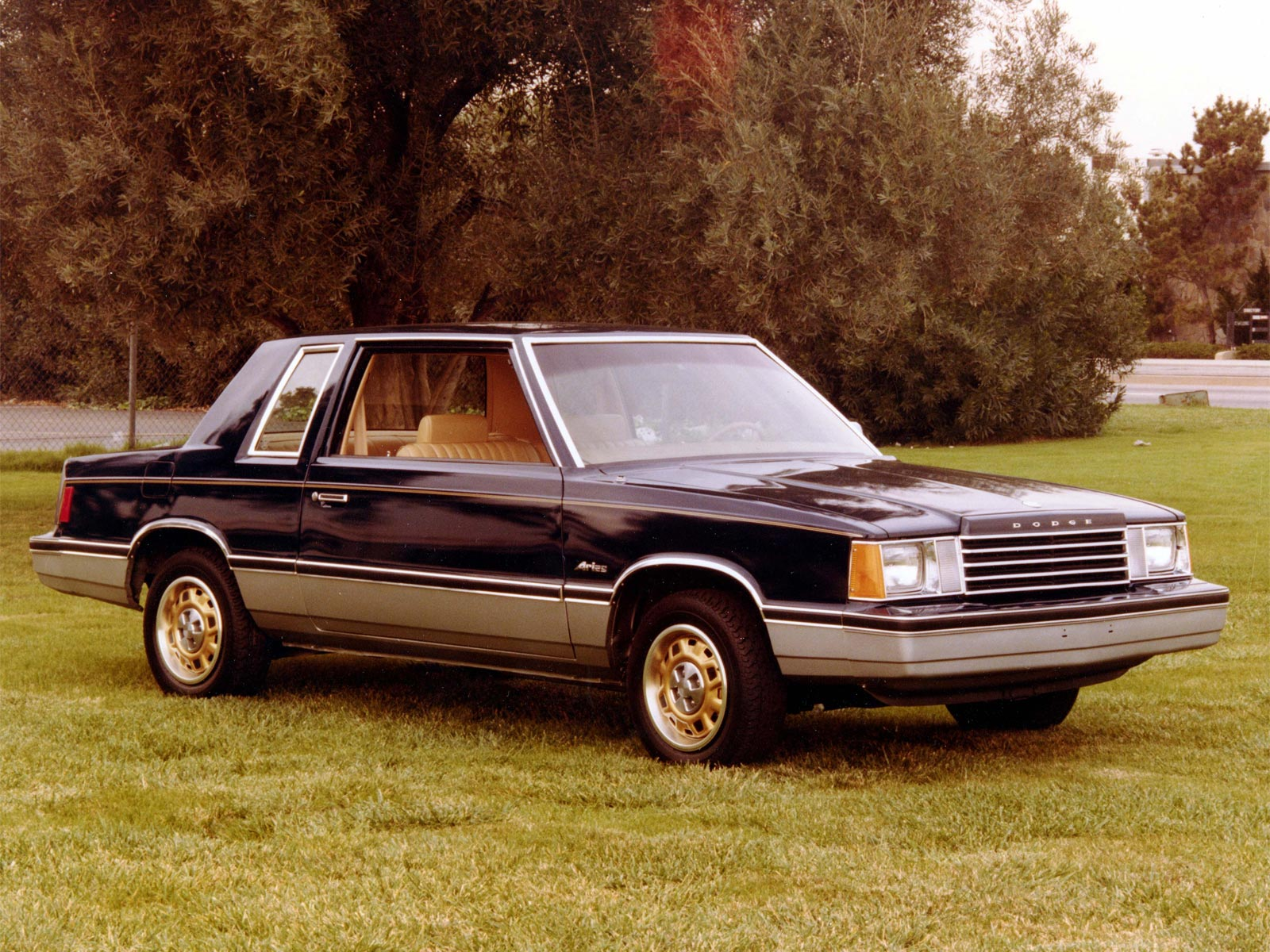 1981 – 1989 Dodge Aries Coupé | Autoguru-Katalog.at