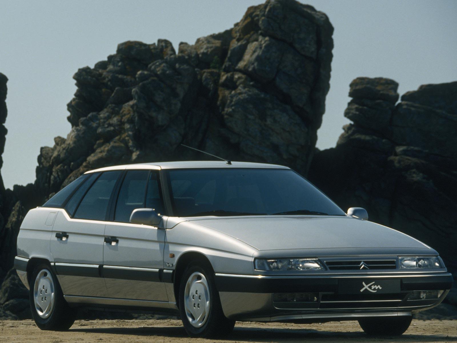 1989 2000 Citroen Xm Autoguru Katalog At