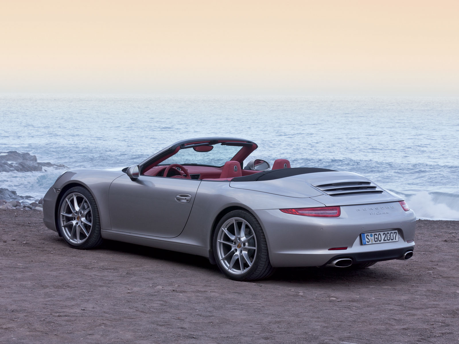 2012 porsche 911 carrera cabriolet modellreihe 991. Black Bedroom Furniture Sets. Home Design Ideas