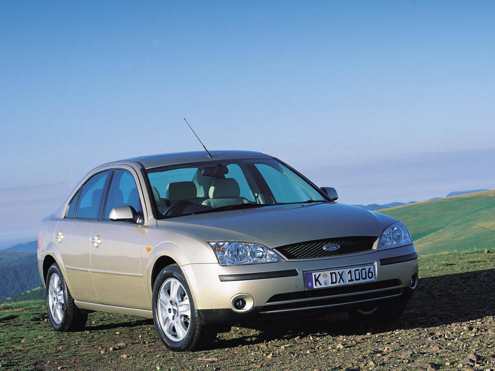 Автомобиль Ford Mondeo Форд Мондео 2.