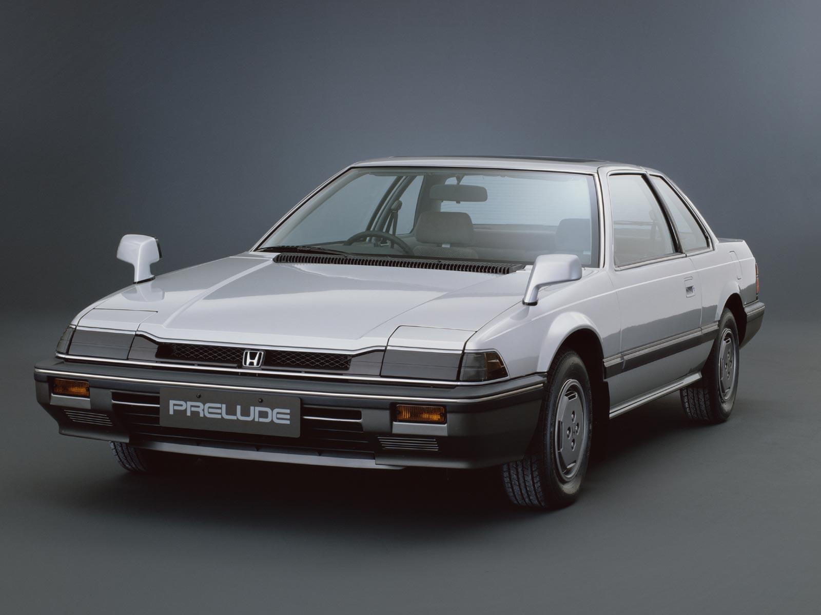1982 1987 Honda Prelude Autoguru Katalog At
