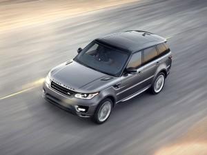 (c) Land Rover